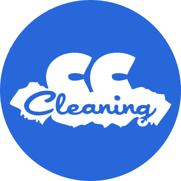 CC Cleaning Logo (Services)